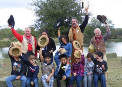 2017 Fall Family Event – San Antonio